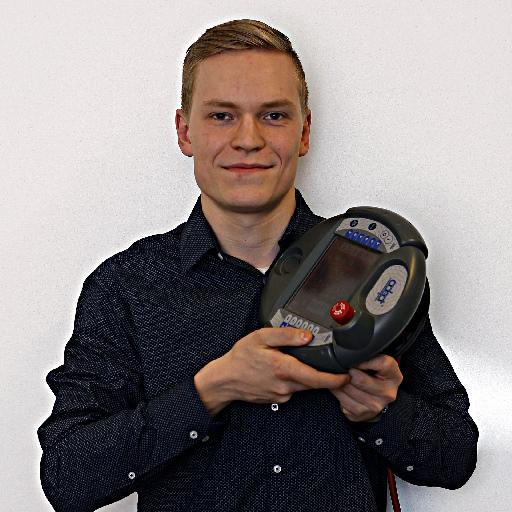 Robottivastaava - Jori Kangasmäki